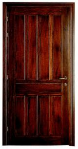 Beech  Finished Products - External Wooden Door