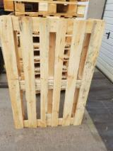 Poland Pallets And Packaging - New One Way Pallet Poland
