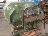 Tenoning machine brand Balestrini single head and two workbenches.