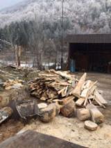 Ogrevno Drvo - Drvni Ostatci Korišćeno Drvo - Bukva Korišćeno Drvo Rumunija