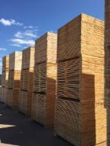 Fir/Spruce/Pine Packaging timber from Ukraine