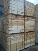 Latvia Sawn Timber - ALL SPECIES BLOCKWOOD