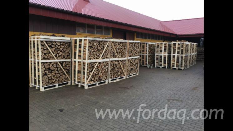 Oak-firewood