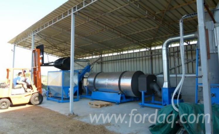 Vendo impianti completi per la produzione di pellet di for Impianto produzione pellet usato