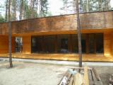 Wood Houses - Precut Timber Framing Spruce Picea Abies - Whitewood - Wooden Houses Spruce  - Whitewood 80 m2 (sqm) Ukraine