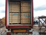 Lumber Siberian Fir - KD pallet timber boards 22x123/100/75x1200/1300