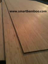 Sawn And Structural Timber China - Bamboo Top Layer Floor Lamellas