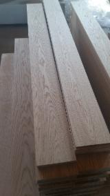 橡木, 多层拼花地板耐磨层