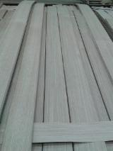 天然单板, 橡木, 裂缝