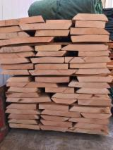 Hardwood  Unedged Timber - Flitches - Boules - Purchase Beech Unedged Lumbers, A/AAB Grade, Thickness 50,60,80mm