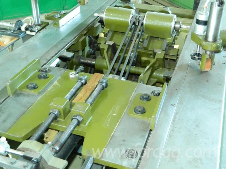Used Rimac Long Hole Boring Machine For Sale Romania