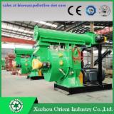 Pellet Manufacturing Plant - Automatic Complete Wood Pellet Production Line