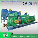 Pellet Manufacturing Plant - High Capacity Wood Sawdust Pellet Production Line