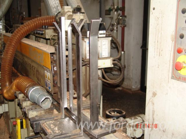 Used-Costa-2002-Moulding-Machines-For-Three--And-Four-side-Machining-For-Sale