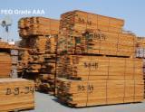 Sawn Tropical Timber  - Burmese Teak Lumber Prime Grade