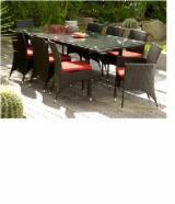 B2B Dining Room Furniture For Sale - See Offers And Demands - Beautiful poly rattan dining set with aluminum frame