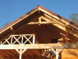 Woodworking - Treatment Services Romania - Roof Mounting carpenters