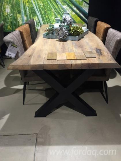 Vendo Tavoli Da Pranzo Design Latifoglie Europee Rovere