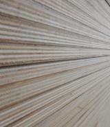 Plywood - Okoume plywood in various dimensions, 15-36 mm thick
