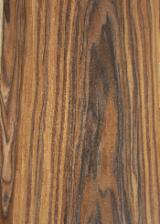 null - Bearbeitetes Furnier, Rhodesian Copalwood, African Rosewood, Gemessert, Ungemasert