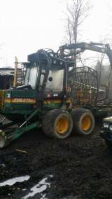 Šumarske Usluge Za Prodaju - Održavanje Šuma, Rumunija