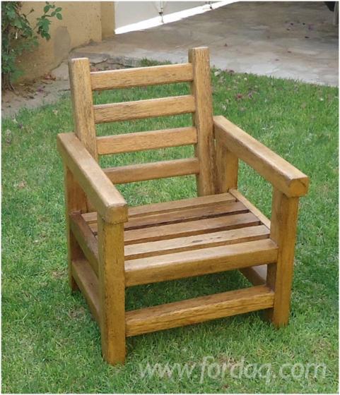 Meubles de jardin en bois de palmier - Meuble de jardin en bois ...