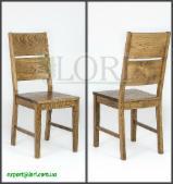 Chaise en chêne INGO