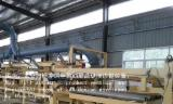 Particle board production line/wood based panel production line