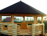 Garden Products - Fir  Kiosk - Gazebo Romania
