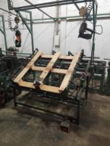 Portekiz - Fordaq Online pazar - Palet Üretim Hattı OM MACHINERY TANDEM Used Portekiz
