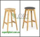 Vender Cadeiras De Bar Tradicional Madeira Maciça Européia Carvalho Poltava Ucrânia