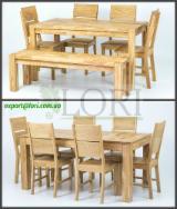 Ukraine Dining Room Furniture - Royal Oak Dining Table