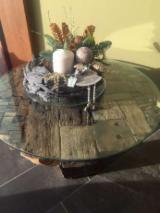 Tables Living Room Furniture - Contemporary Oak (European) Tables Romania