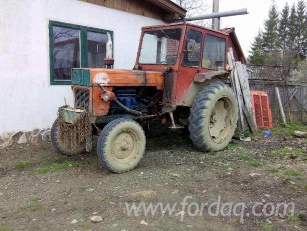 Used-U650--Forest-Tractor