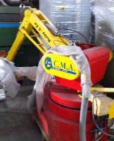 Machines de pulvérisation automatique ROBOT 6 AXES BRAND CMA MOD. ROBY 6 EX