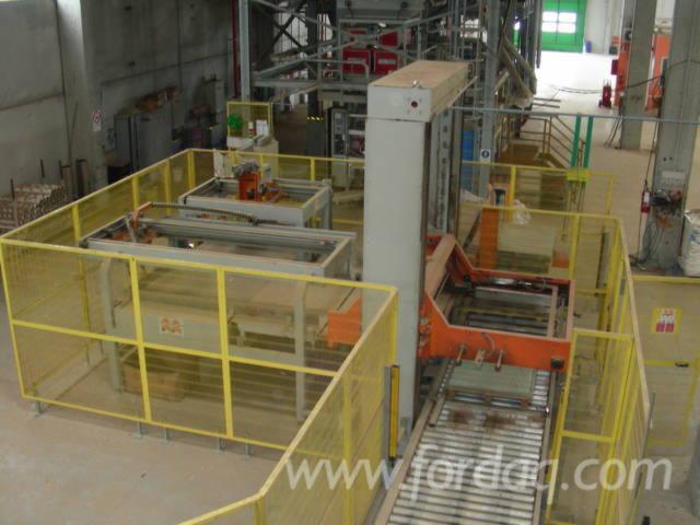 Impianto di produzione pellet completo 15 ton h for Impianto produzione pellet usato