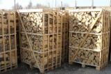 Firewood, Pellets And Residues - All Broad Leaved Species Firewood/Woodlogs Cleaved -- mm