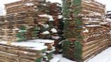 Laubholz  Blockware, Unbesäumtes Holz Zu Verkaufen - Loseware, Eiche