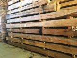 Hardwood  Logs - 470 mm Oak  Square Logs from France