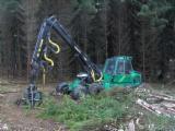 Forstmaschinen Harvester - Harvester