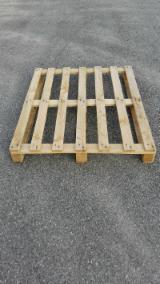 Pallets, Packaging and Packaging Timber - Euro Pallet - Epal, New