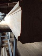Fir  Glulam Beams And Panels - shaped timber, profiled beam