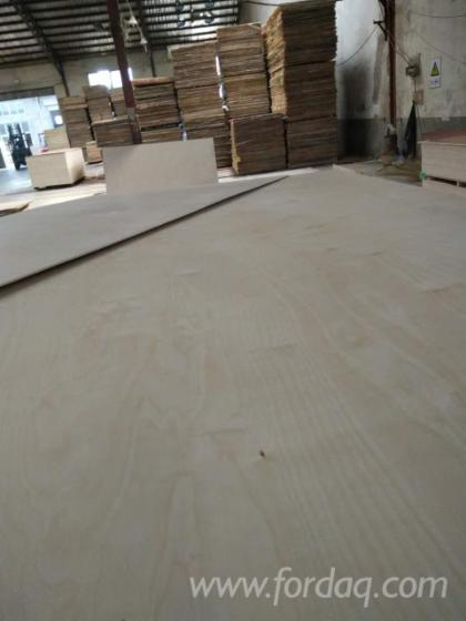 Carb Certificate Birch Plywood Sheet