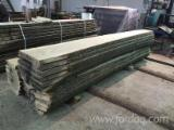 Hardwood  Unedged Timber - Flitches - Boules - Oak  Loose from Romania, Moldova