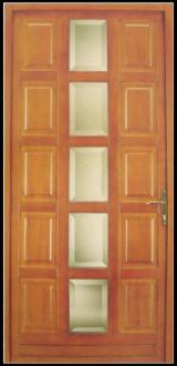 Buy And Sell Wood Doors, Windows And Stairs - Join Fordaq For Free - Hardwood (Temperate), Doors, Solid Wood, Oak , Paint