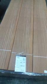Trgovina Na Veliko Drvnim Listovi Furnira - Kompozitni Paneli Furnira - Prirodni Furnir, Sapelli , Rezano Karter (žica)