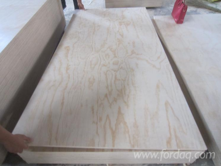 Pine plywood poplar core furniture grade pine plywood for Furniture grade plywood