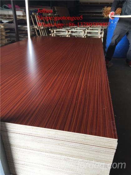Paper Faced Plywood ~ Top quality melamine paper faced plywood mm