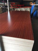 null - Top quality Melamine paper faced plywood 18mm/laminated plywood board/prelaminated plywood