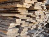 Laubholz  Blockware, Unbesäumtes Holz Zu Verkaufen Ukraine - Loseware, Eiche